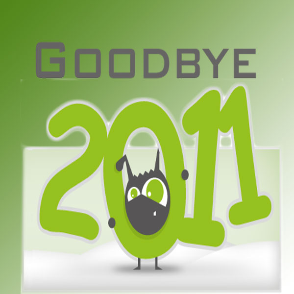 Good Bye 2011 Image