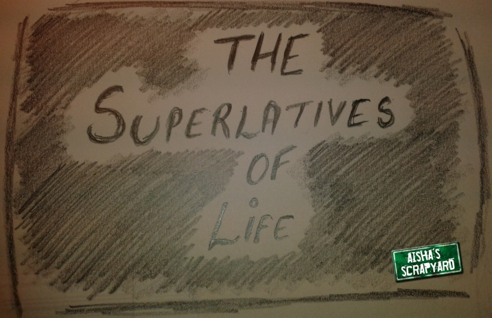 Superlatives Of Life - Pencil Sketch